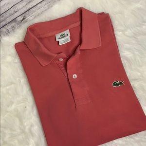 Lacoste Men's Polo Shirt Large